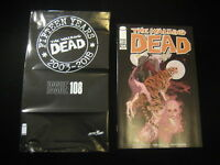 The Walking Dead #108 2018 15TH Anniversary Color Variant HIGH GRADE