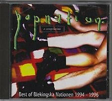 Popnation-Best of Blekingska Nationen 1994-1996 Honey Is Cool, Cardigans,.. [CD]