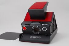 [Exc++++] Polaroid SX-70 Land Camera Model 2 Replaced Leather from Japan #5695