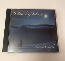 David Wright - In Search of Silence - CD - Excellent Condition