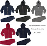 Boys Girls Baby Toddlers Kids Hooded Tracksuits 12M 2 3 4 5 6