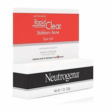 Neutrogena Rapid Clear Spot Gel Acne Treatment 28g 1 oz  Exp 2021