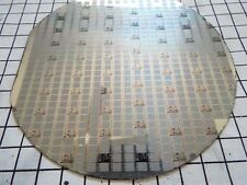 """5"""" OD SILICON WAFERS - Lithograph, Series 1A"""