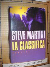 LIBRO - LA CLASSIFICA - S. MARTINI - CDE 1988 - NUOVO MA