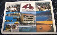 Greece Samos Aeolis Hotel Port - posted 1994