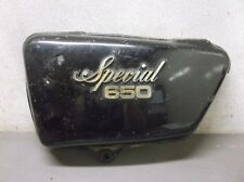 Used Left Side Cover for a 1978-1979 Yamaha XS650