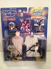 Ken Griffey Jr & Alex Rodriguez 1998 Starting Lineup Classic Doubles Mib Mariner