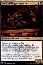 Magic the Gathering 164 - Dunkelklingenagentin - Gilden von Ravnica