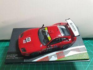 1/43 IXO Edic.FERRARI RACING COLLECTION - 550 Maranello 24h Le Mans 2003