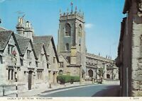 Postcard - Winchcombe - Church of St Peter