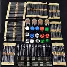 Electronic Parts Pack KIT ( resistor, switch)#CB701