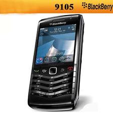 BlackBerry Pearl 9100 & 9105 3G GPS WIFI Touch Screen QWERTY Keyboard Unlocked