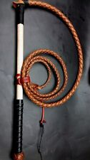 6ft Cow hide stock whip Stockwhip