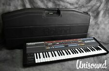 Roland Juno106 Programmable Polyphonic Synthesizer W/ Semi-hard case [Very good]