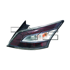 TYC Right Side Tail Light Assembly for Nissan Maxima 2012-2014 Models