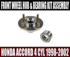 Honda Accord Front Wheel Hub And Bearing Kit Assy 2.3L 4 CYL 1998-2002