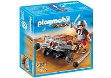 Playmobil Roma Ref 5392 Romano con Catapulta y Accesorios, Romanos, NUEVO, Caja
