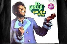 Al Green Gets Next to You Ltd Edition 180g Audiophile LP