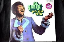 Al Green Gets Next To You Ltd Edition 180g Audiophile LP New + Sealed