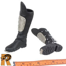 Snake Plissken - Boots (for Large Pegs) - 1/6 Scale - Sideshow Action Figures