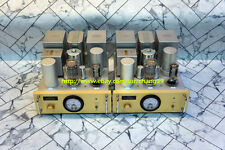 Western Electric 300B Single-Ended Tube Power Amplifiers Master 91 310A 274A 5Z3