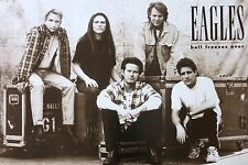 "Eagles ""Hell Freezes Over"" Poster From Asia -Henley, Walsh, Schmit, Felder, Frey"