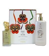 EAU DU SOIR by Sisley Gift Set: 3.3 oz Eau de Parfum Spray + 8.4 oz Shower Gel
