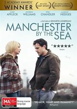 Manchester By The Sea (DVD, 2017) NEW