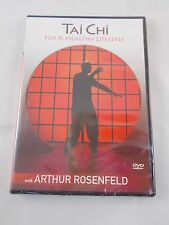 Tai Chi For a Healthy Lifestyle DVD Arthur Rosenfeld New