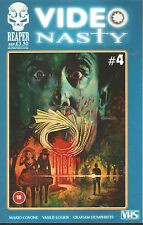 VIDEO NASTY #4 -  RECOMMENDED FOR MATURE READERS ONLY [mVIII]