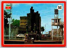 Villiants Square with Surroundings in Paramaribo, Suriname Continental Postcard