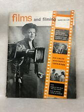 FILMS AND FILMING MARCH 1963 MAGAZINE