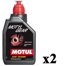 Motul Motyl engranaje SAE 75w85 aceite Transmisión cambio diferencial - 5 L
