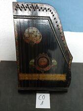 Schöne alte Conzert- Guitarr- Zither  45 Saiten  um ca 1920-30   (CO1)
