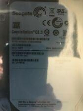 SEAGATE 3TB HARD DRIVE, CONSTELLATION ES.3, MODEL ST3000NM0033