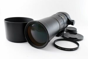 SIGMA APO 170-500mm f/5-6.3 AF Zoom Lens for Canon w/Hood /Caps [Exc+] #784287