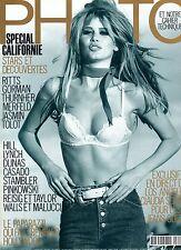 CLAUDIA SCHIFFER * SP CALIFORNIE * HERB RITTS * GORMAN - PHOTO N°292 - Mars 1992