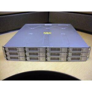 Sun XTA2540 Array 5x 146GB 15K SAS 540-7197, FC 512MB RAID Controller 375-3499