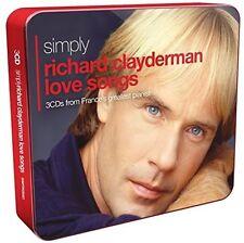 Richard Clayderman - Simply Richard Clayderman Love Song [New CD] UK - Import