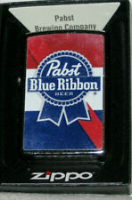 Sweet Pabst Blue Ribbon Beer Zippo Lighter