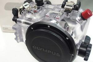 Olympus PT-E02 Unterwassergehäuse für E330   B-Ware  PT E02
