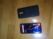 Used Oneplus 6t 128gb 6gb smartphone unlocked