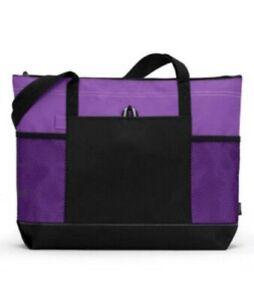 Personalized Nurse Appreciation Gift Nursing Tote Bag Medical RN LPN CNA Zipper