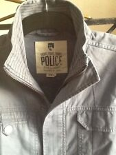 883 Police Air Force Blue Lightweight Jacket. New & Authentic, size: 42