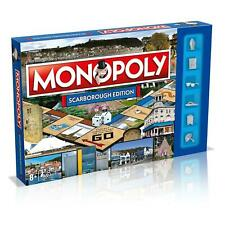 Winning Moves Monopoly Scarborough Edition Board Game