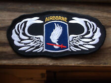 173RD AIRBORNE WINGS PATCH