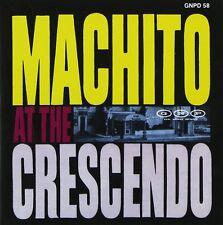 Machito - At the Crescendo GNP/ZYX CD 1989 OVP