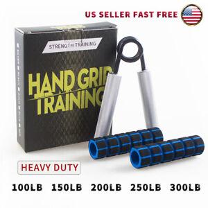 Hand Grips Strength Training Forearm Finger Exerciser Grip Strengthener Grippers