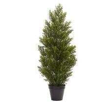Nearly Natural 5470 - 3' Mini Cedar Pine Tree (Indoor/Outdoor) - Green