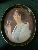 Vintage Awesome Coca-Cola Advertising Tray In Excellent Condition